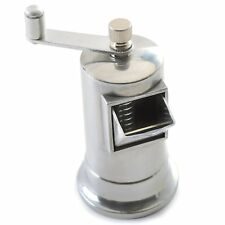 Norpro Metal Peppermill with Adjustable Grinder, 3 oz Capacity