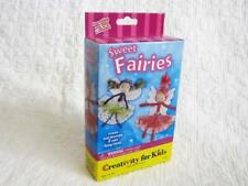 Sweet Fairies Craft Kit - Creativity for Kids - Faber-Castell