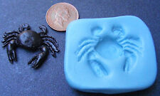 1:12 Scale Reutilizable Cangrejo Molde-Molde De Casa de muñecas en miniatura de comida para peces Accesorio