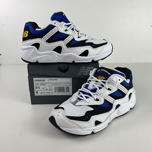 New Balance 850 OG Classic GC850YSC White/Classic Blue Sneakers Boys Size 3.5
