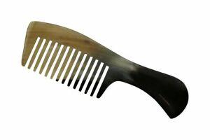 Handmade Horn Comb (JJ) By ILLARIY