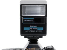 Canon Flash Kalimar AF 7000 per reflex Canon a pellicola.