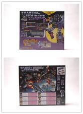Transformers New Universe Generations G1 Menasor Stunticons Super Warrior Toys