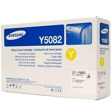 Original Samsung Tóner clt-y5082l AMARILLO clp-620 670 clx-6220 clx-6250