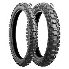 Motocross Tyres Medium Terrain Bridgestone BattleCrossX30 80/100-21 & 100/100-18