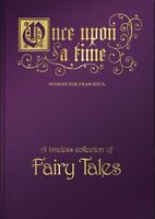 Personalised Children's Book Once Upon a Time: A Collection of Fairy Tales Gift