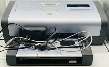 HP PhotoSmart 7660 Standard Inkjet Printer EUC Works!