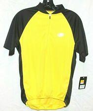 Performance Mens PBS Club II Cycling Jersey Sz S NWT $40 Blue/Black 10-9998
