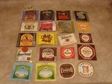 C64G Vintage Lot Of Beer Labels