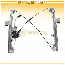 1pc Front Right Passenger Power Window Regulator w/ Motor Fit Cadillac/Chevy/GMC