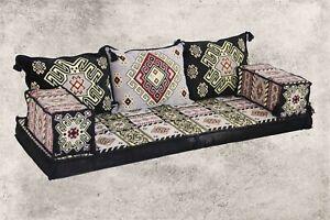 Orientalische Sitzecke, Sark Kösesi, Sedir Minder, Orientalische Möbel 6-tlg.