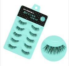 BL-8 2014 NEW 5 pairs Half / Corner / mini False eyelashes Cross Eye lashes