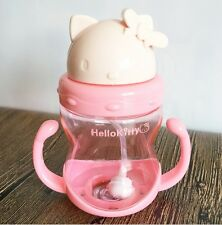 hello kitty baby girl milk bottle water bottle lovely gift  300 ml