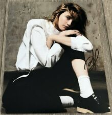 ADELE HAENEL SIGNED PORTRAIT OF A LADY ON FIRE 8x10 PHOTO AUTOGRAPH wEXACT PROOF