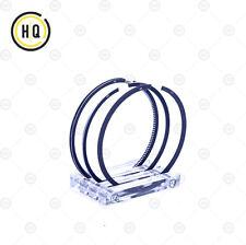 Set Of Piston Ring 0.20 For Lister Petter 601-50400, LT, 82.55MM, 4 Rings