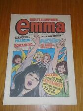 EMMA #20 8TH JULY 1978 BRITISH WEEKLY JOHN TRAVOLTA BONNIE TYLER SUZI QUATRO_