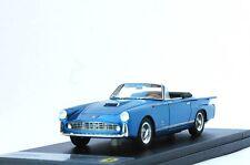 BBR 231B FERRARI 250 S.A. BOANO CABRIOLET 1987 S/N DARK METAL BLUE 1/43