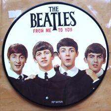 """Imagen de los Beatles Disco 7"""" Vinilo de mí para ti el 20th aniversario"""