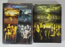 Roswell Complete Series Season 1 2 & 3 Box Set Lot Syfy NEW Sealed