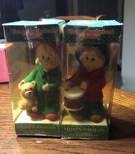 Winter Wonderland Bells Ornaments New
