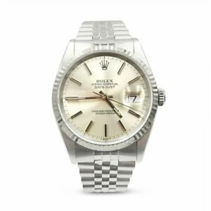 Rolex DateJust 16234 Pre-Owned Watch 1991