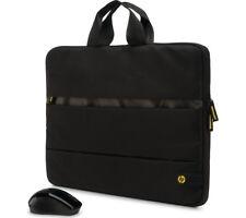 """Genuina HP 15.6"""" Inalámbrica Kit Esencial-Bolsa De Portátil Inalámbrico Mouse Y - * NUEVO *"""