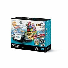 Nintendo Wii U Deluxe Set: Super Mario 3D World And Nintendo Land Bundle 2Z