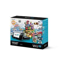 Nintendo Wii U Deluxe Set: Super Mario 3D World And Nintendo Land Bundle 2Z