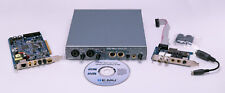 E-MU 1820m Professional Audio Interface By Creative Professional Labs, AS IS,