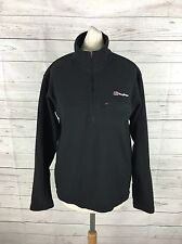 Women's Berghaus Pull Over Zip NeckFleece Jacket - Small UK8 - Great Condition