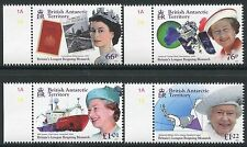 Brit. Antarktis Antarctic BAT 2015 QE II Königin Elisabeth Schiff Satellit MNH