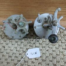 Mix fishing reel parts (not working) (lot#7606) Shakespeare
