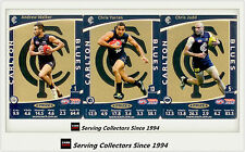 2012 AFL Teamcoach Trading Cards Prize Team set Carlton (3)