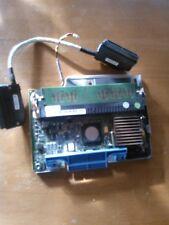 Dell WX072 Perc 5/i SAS raid controller card - tested & warranty