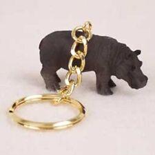 Hippopotamus ~ Key Chain