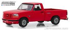 1:64 GreenLight *GL MUSCLE R22* RED 1993 Ford F-150 LIGHTNING Pickup Truck *NIP*