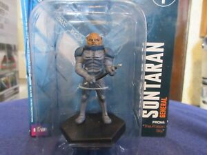 Dr. Doctor Who 1:21 Eaglemoss Sontaran General Action Figure #7