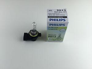 Philips 9012LL Longlife HIR2 Lamp 12V 55W for Toyota Auris Iq Vauxhall