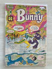 BUNNY Queen of the In Crowd Vintage Comic Book no.18