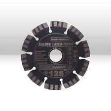 Hobtec LASER TURBO Diamante-disco 125 x 22,23 mm CEMENTO