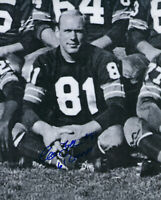 1961 PACKERS Lee Folkins signed photo 8x10 AUTO w/ Champs Autographed Green Bay