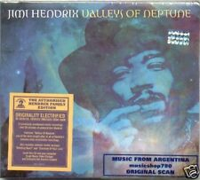 JIMI HENDRIX VALLEYS OF NEPTUNE SEALED CD NEW