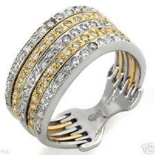 Sensational Ring with .76ctw Genuine Diamonds