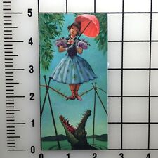 """Haunted Mansion Lady 5"""" Tall Color Vinyl Decal Sticker - BOGO"""