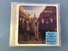 CD BOYZONE BY REQUEST NUOVO E  SIGILLATO SPEDIZIONE GRATIS RACCOMANDATA