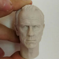 Blank Hot 1/6 Scale Head Sculpt Tommy Lee Jones MIB Man In Black Unpainted