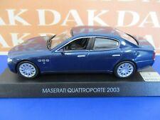 Die cast 1/43 Modellino Auto Maserati Quattroporte 2003