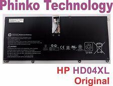 Original Battery For HP Envy Spectre XT 13-2120TU 13-2095CA HD04XL