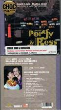 """DAVID LINX - MARIA JOAO """"A Different Porgy & Another Bess""""(CD Digipack)2011 NEUF"""