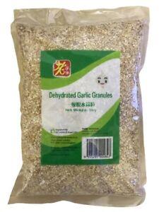 Dried Garlic Granules 1kg
